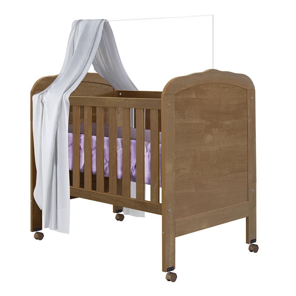Berço Minicama Allegra Naturale - Tigus Baby
