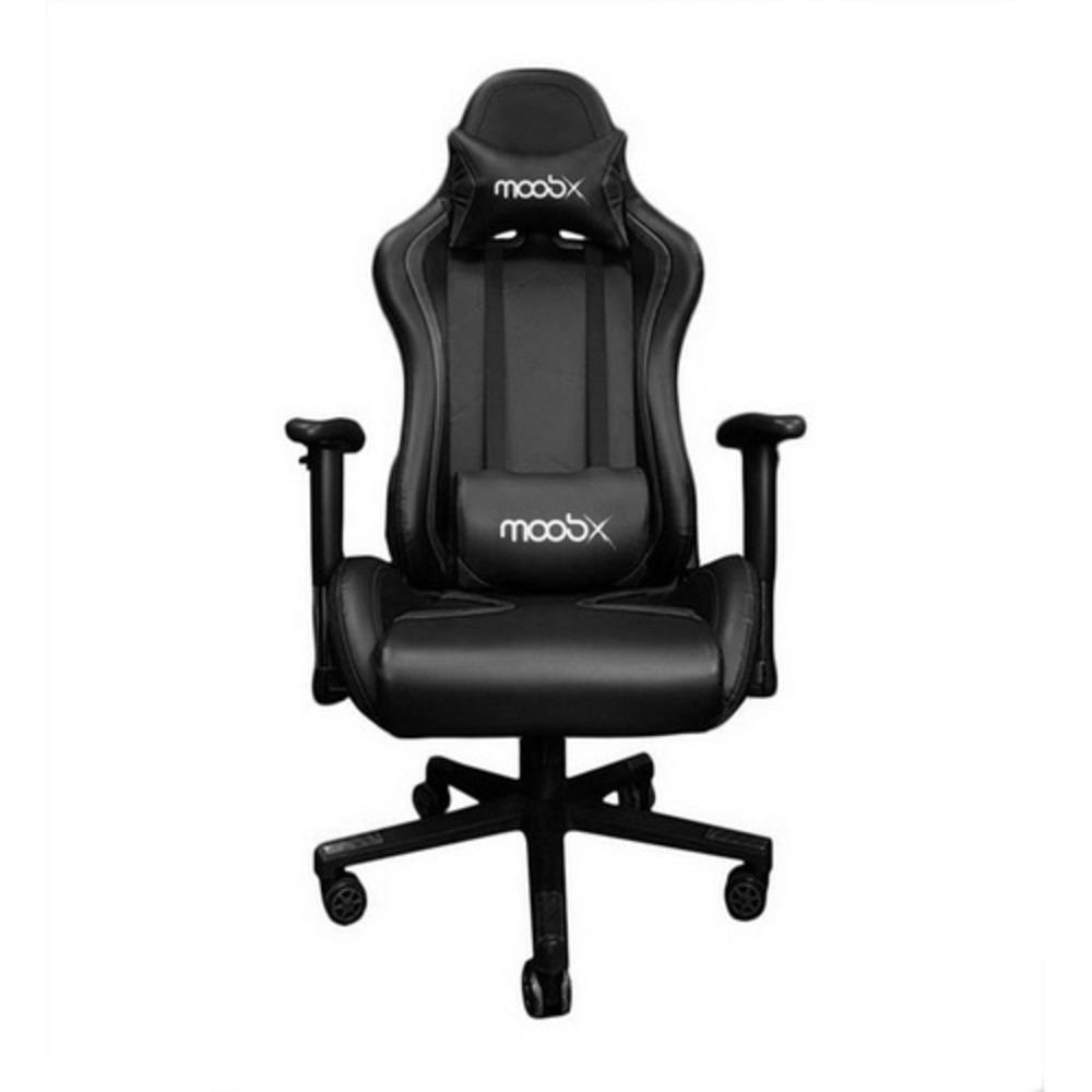 Cadeira Gamer Thunder Preto/Preto - Moobox
