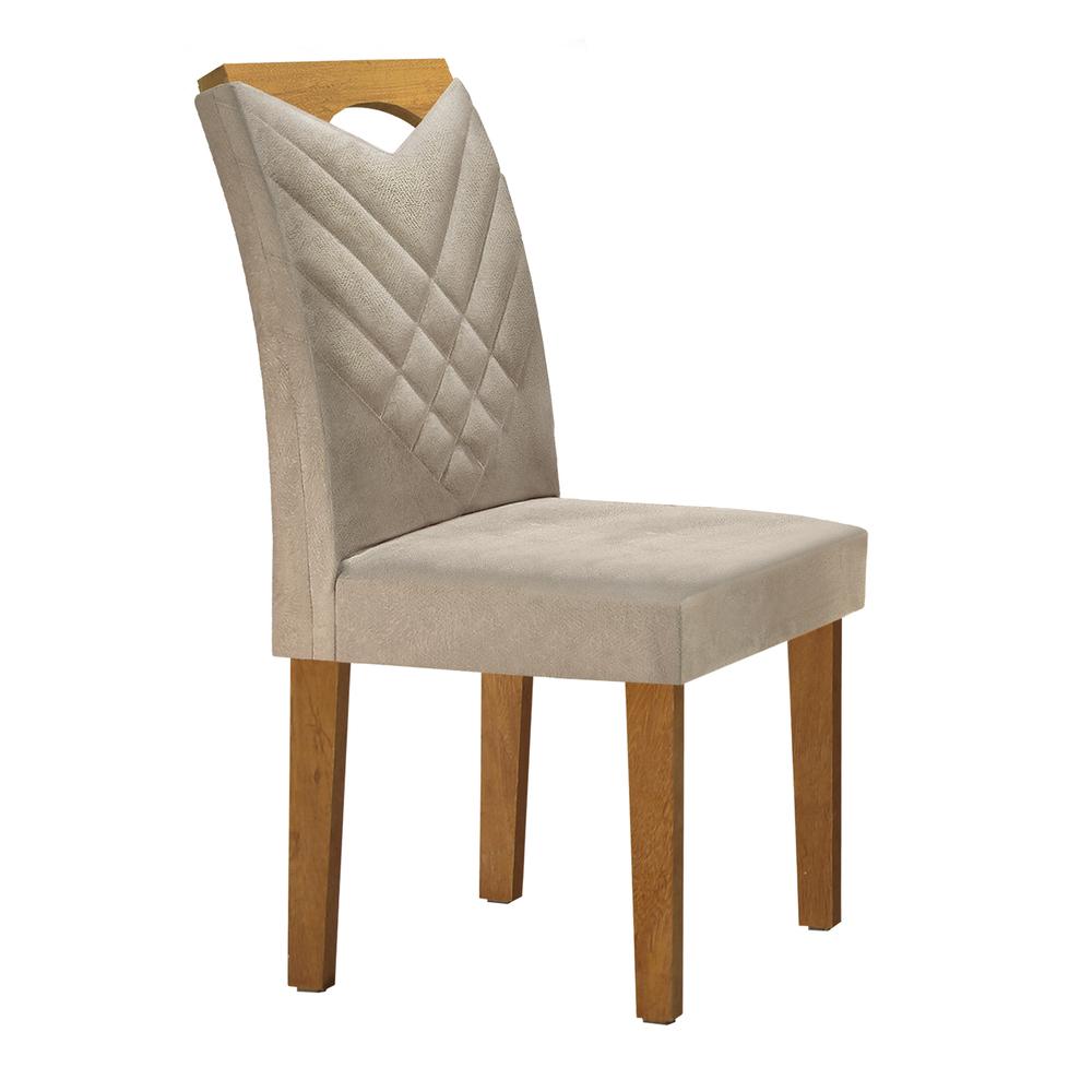 Conjunto 2 Cadeira Oxford - Ype/Jacar - Cel Móveis