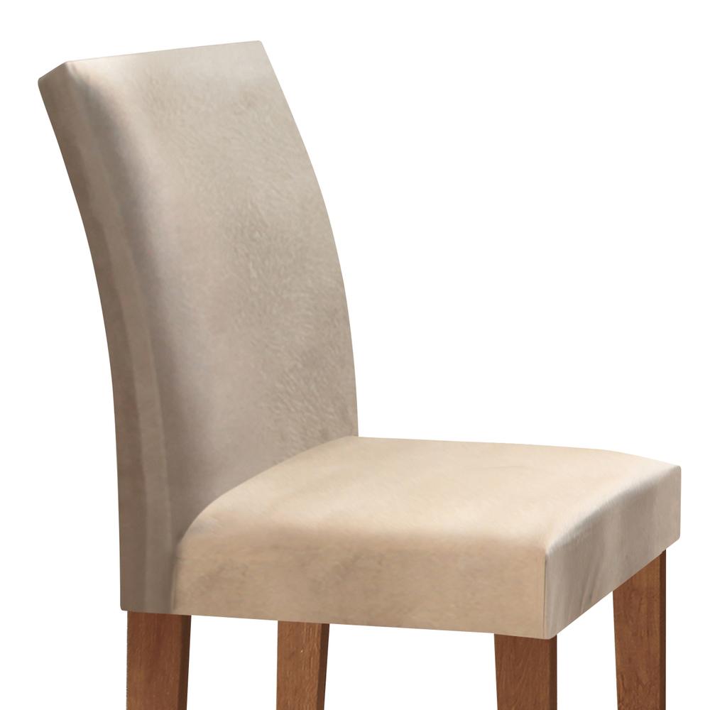 Conjunto Sala De Jantar Mesa Classic 1,60X0,90 Com 6 Cadeiras Classic Ype - Cel Móveis