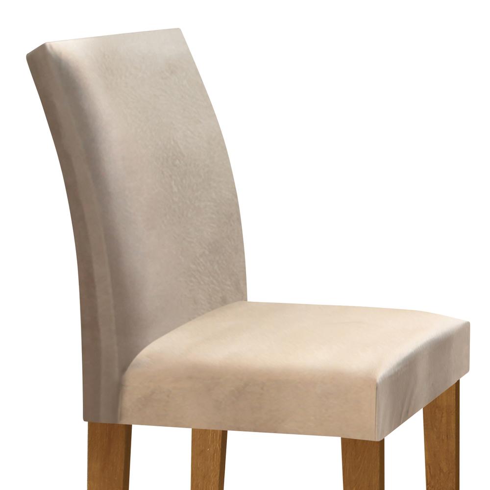 Conjunto Sala De Jantar Mesa Sevilha 1,20X0,90 Com 4 Cadeiras Classic  - Ype - Cel Móveis