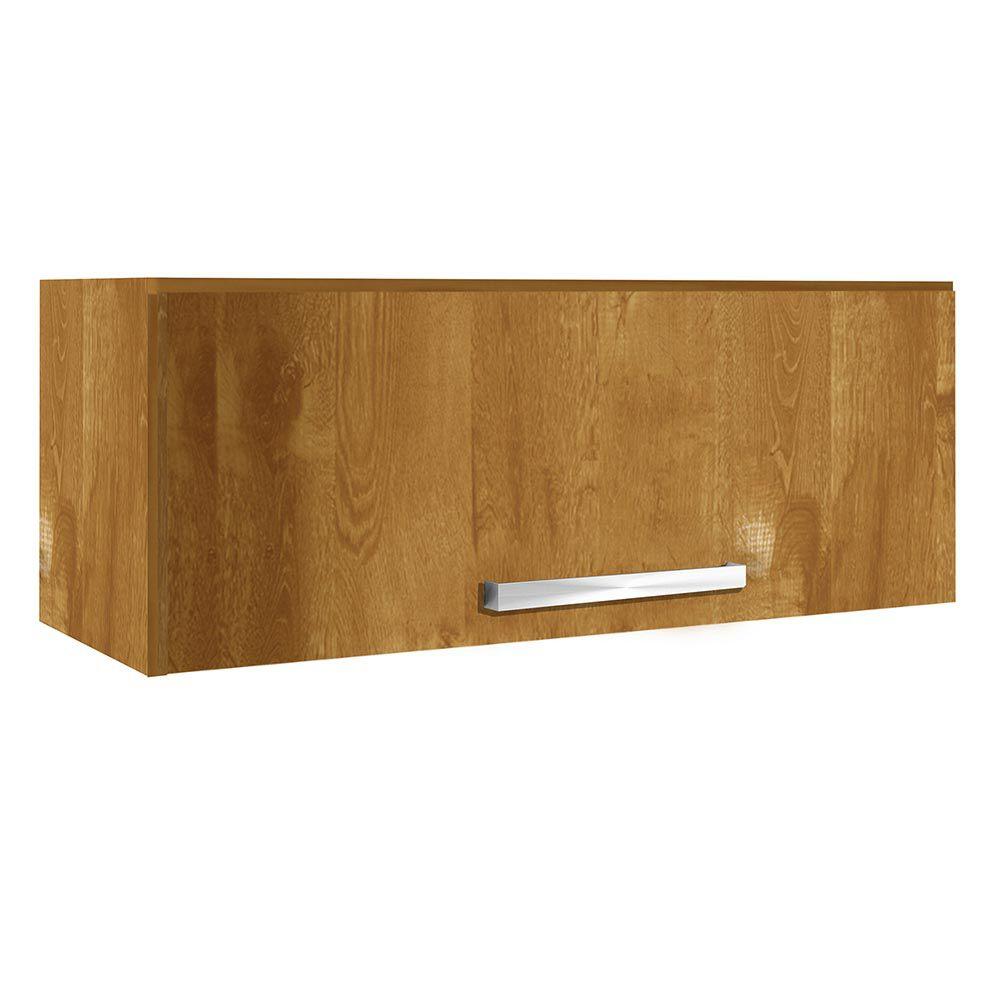Cozinha Compacta 8 Portas Lívia Caramelo - CHF
