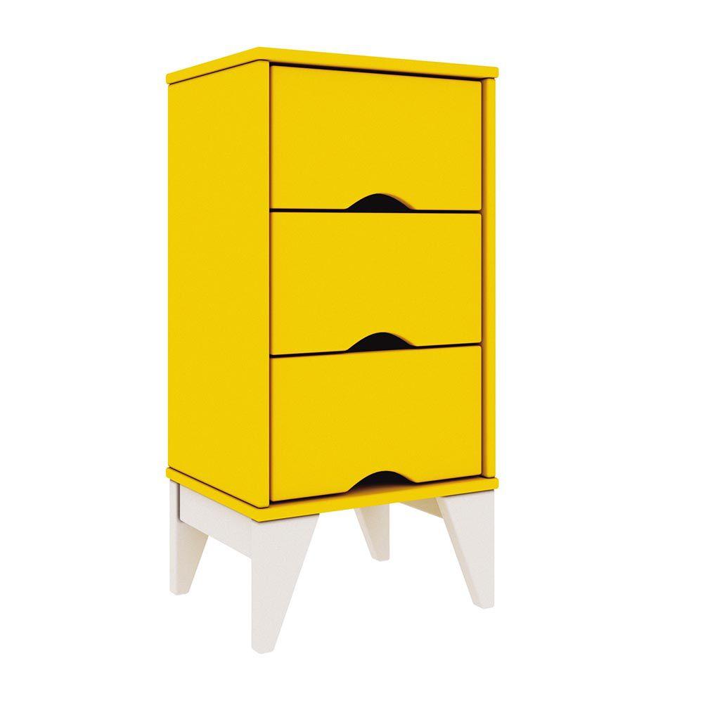 Criado 3 Gav. Twister - Tcil Móveis