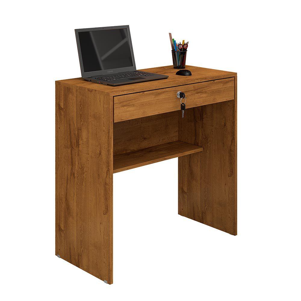 Escrivaninha 1 Gaveta Andorinha Nobre Soft JCM Móveis