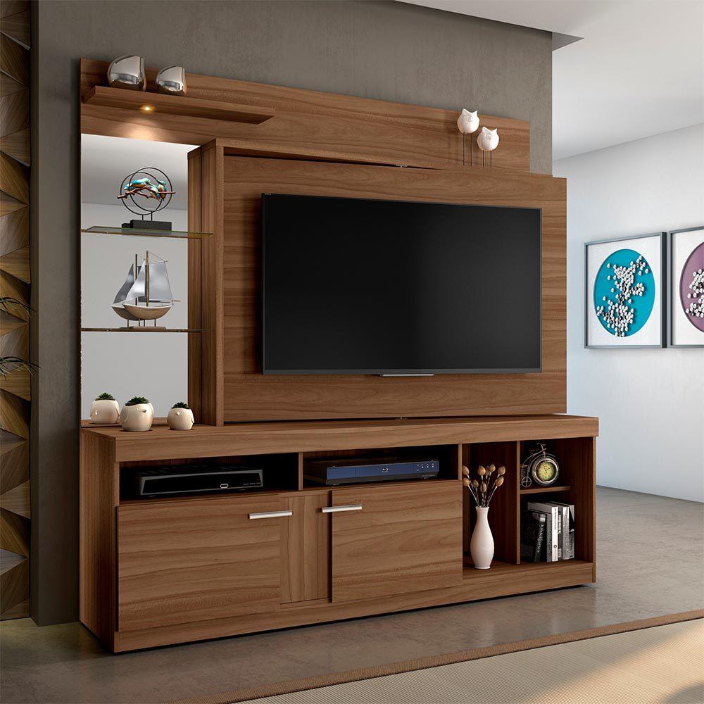 """Home Brasil P/ TV de até 60"""" Rovere JCM Movelaria"""