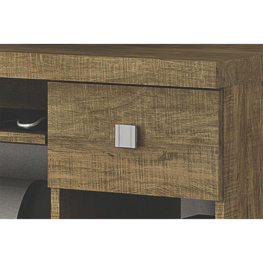 Mesa para Computador 1 Gaveta System Ipe - Valdemóveis