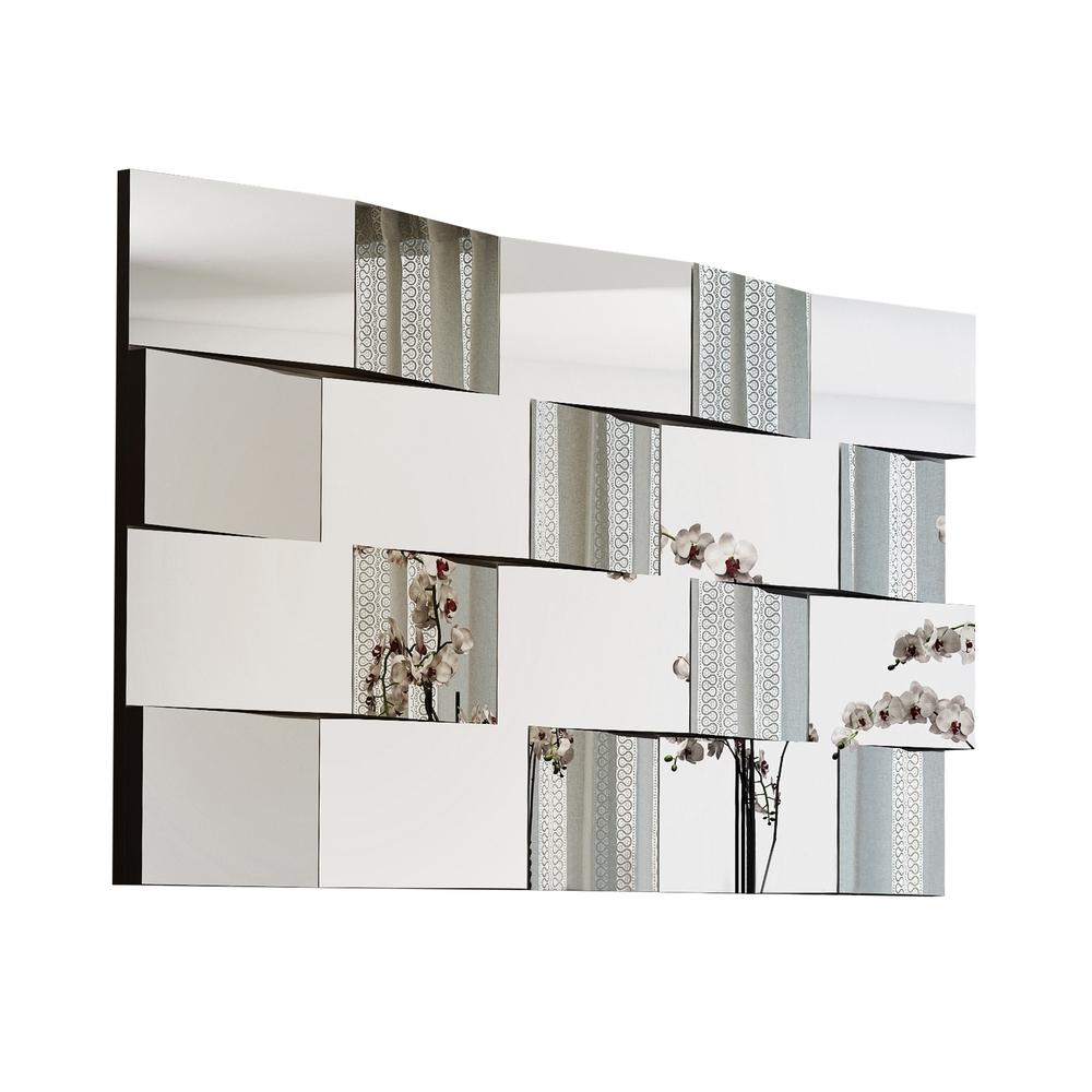 Painel Espelhado Jade - Preto - Cel Móveis