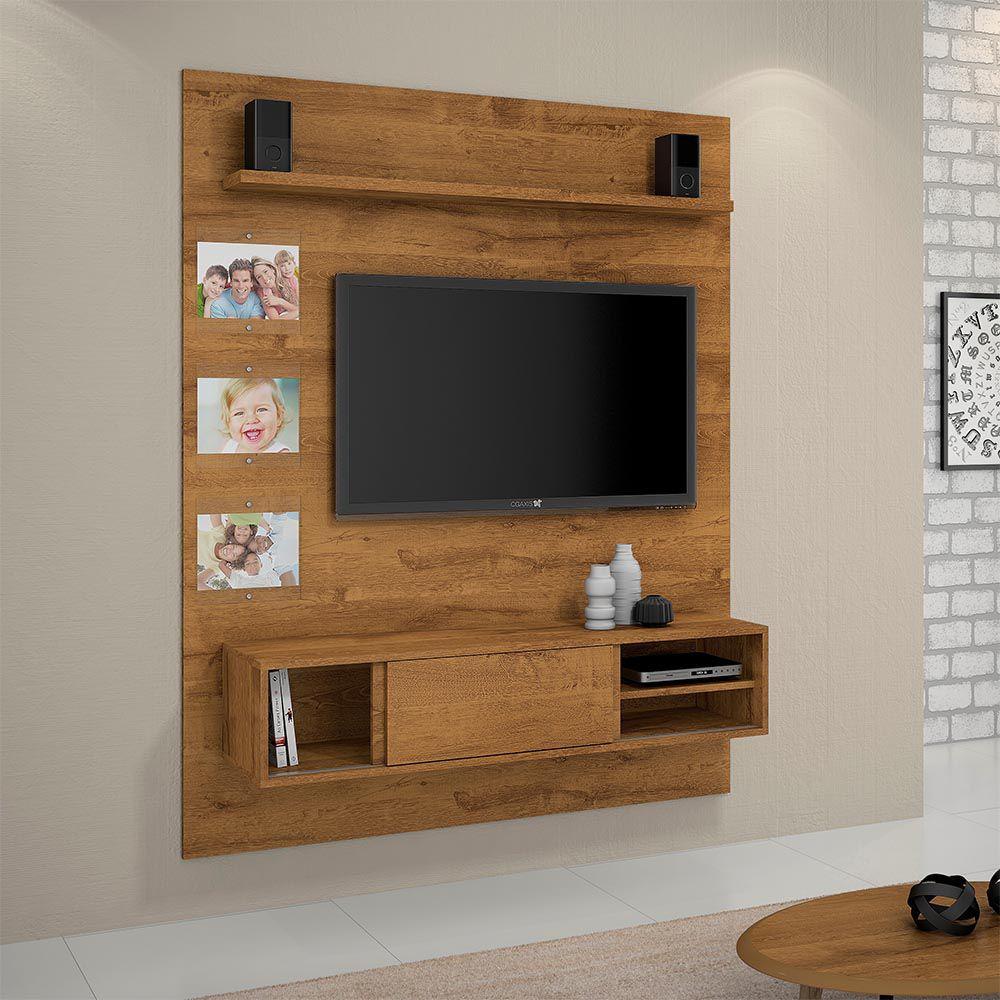 """Painel para TV até 42"""" Cosmo Nobre Soft JCM Móveis"""