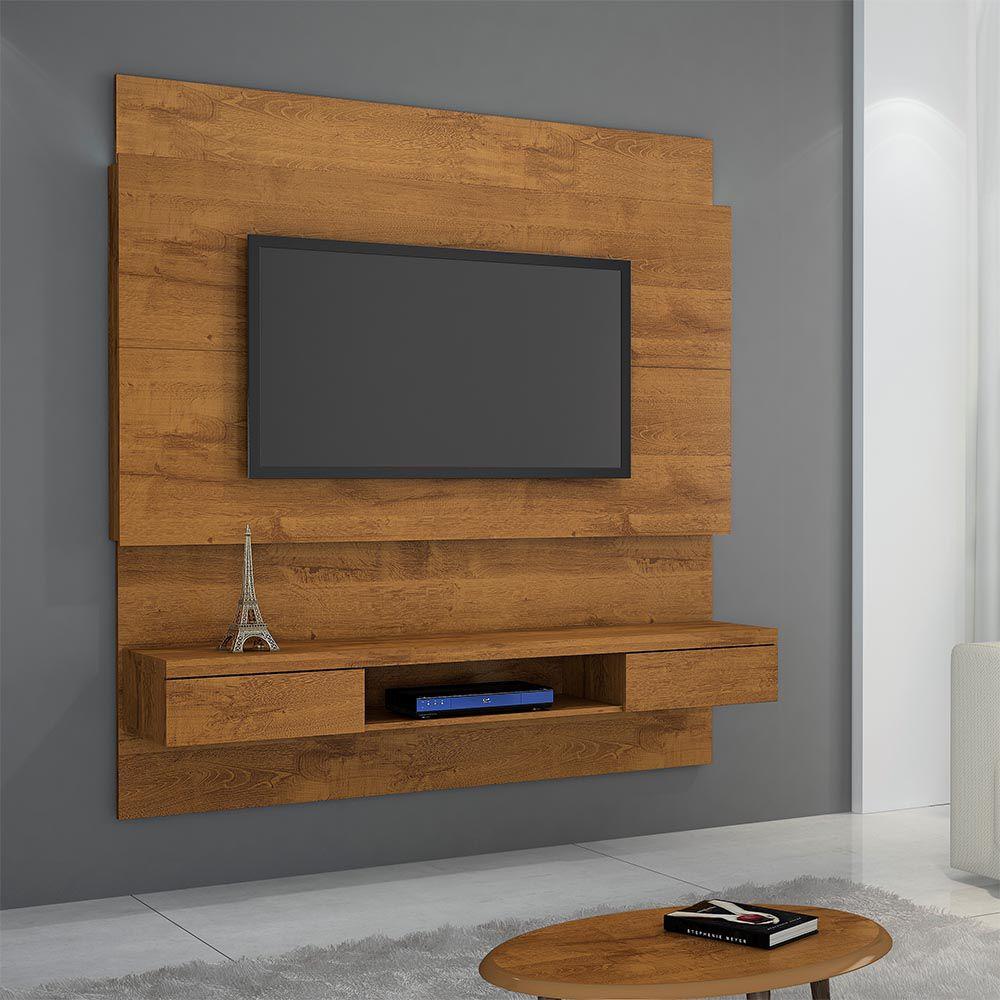 """Painel para TV até 56"""" Gálio Nobre Soft JCM Móveis"""