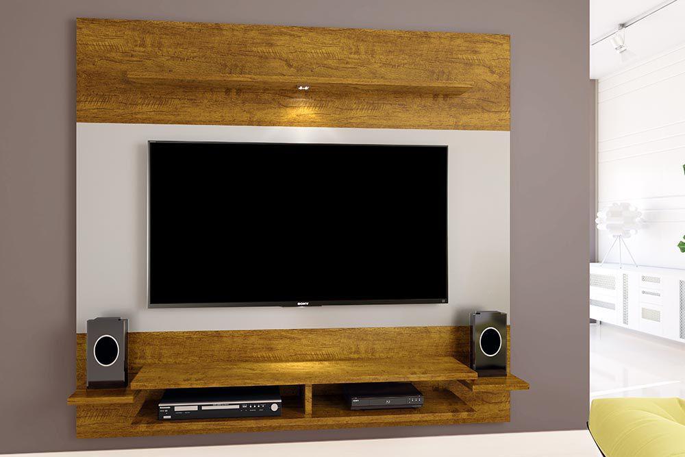 Painel Para Tv Mavaular Plus - Mavaular Móveis