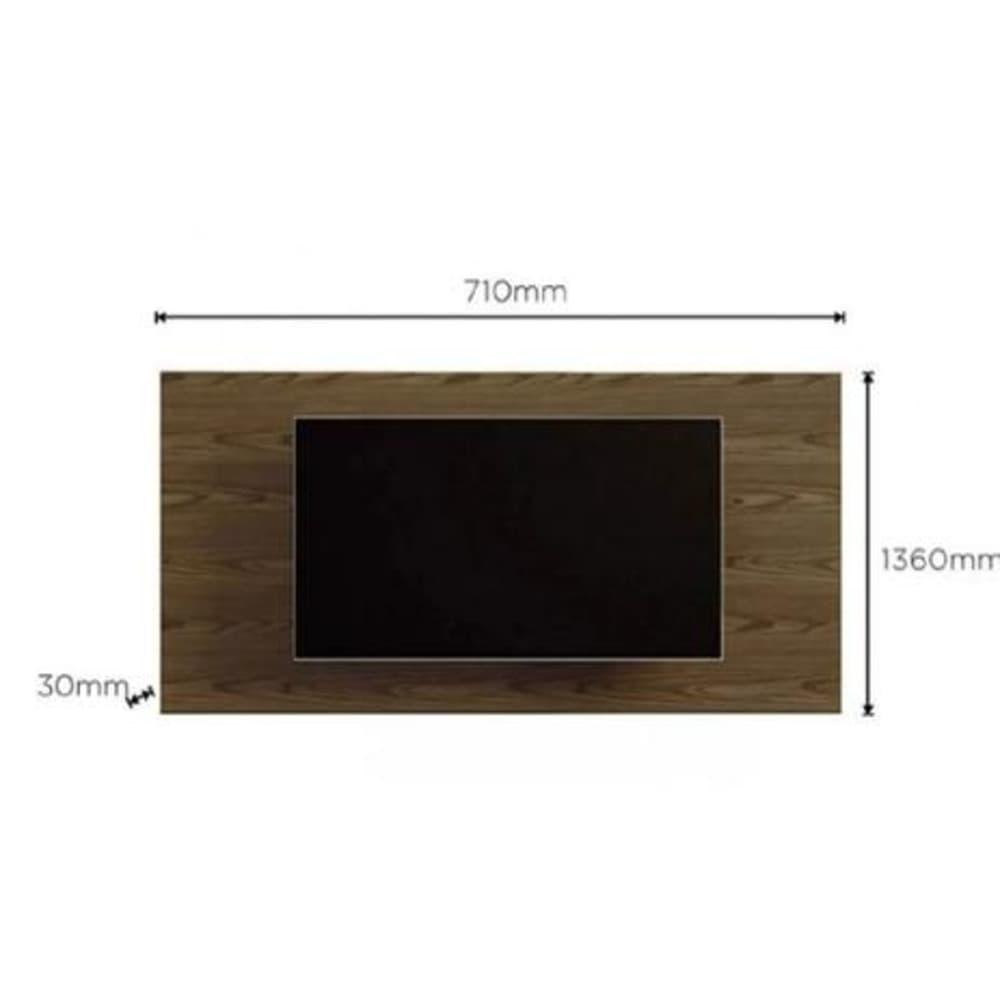 Painel Wood Mavaular - Canion Soft  - Mavaular