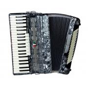 Acordeon Cadenza Cd120b/41 Gr (cinza)