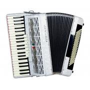 Acordeon Cadenza Cd120b/41 Wh (branca)