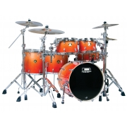 Bateria D.one Precision Dp20cs Caramel Sunburst