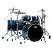 Bateria D.one Precision Dp22bs Blue Sparkle