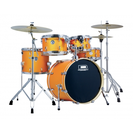 Bateria D.one Rocket Dr20 Oss Orange Satin Sparkle