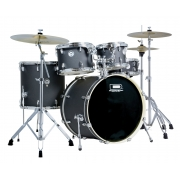Bateria D.one Rocket Dr22 Bks Black Satin