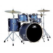 Bateria D.one Rocket Dr22 Bss Blue Satin Sparkle