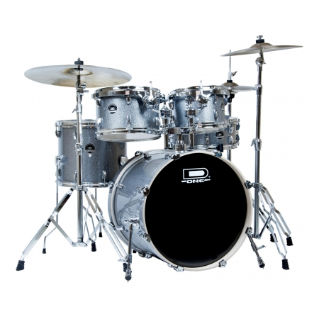 Bateria D.one Street Ds20sl Silver
