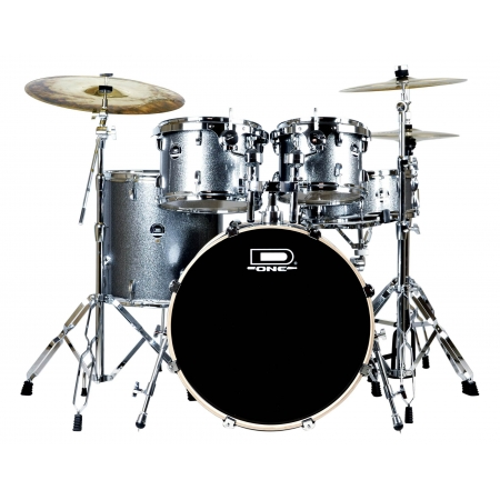 Bateria D.one Street Ds22sl Silver