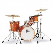 Bateria Gretsch Catalina Club Ct1j484 Bs + Grg3pack