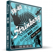 Encord Strinberg C.baixo Sb40 4 Cordas