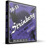 Encord Strinberg C.baixo Sb55 5 Cordas