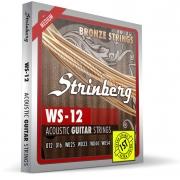 Encord Strinberg Violão Aco Ws12