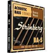 Encordoamento Strinberg Contrabaixo Ba5