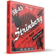 Encordoamento Strinberg Contrabaixo Sb45 4 Cordas