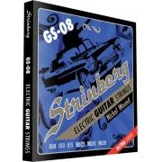 Encordoamento Strinberg Guitarra Gs08