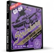 Encordoamento Strinberg Guitarra Gs09