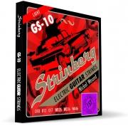 Encordoamento Strinberg Guitarra Gs10