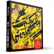 Encordoamento Strinberg Guitarra Gs11
