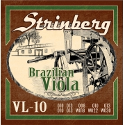 Encordoamento Strinberg Viola Vl10