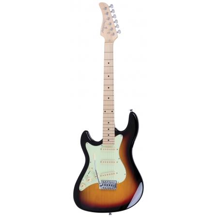 Guitarra Strinberg Sts100 Sb Lh