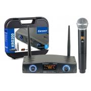 Microfone Karsect S/fio Krd200sm Single Mao