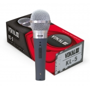 Microfone Vokal Kl5 Com Fio