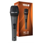 Microfone Vokal Mc30 Com Fio