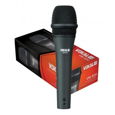 Microfone Vokal Vm520 Com Fio
