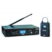 Sistema Monitor Vokal S/fio Vmt50 S/fone