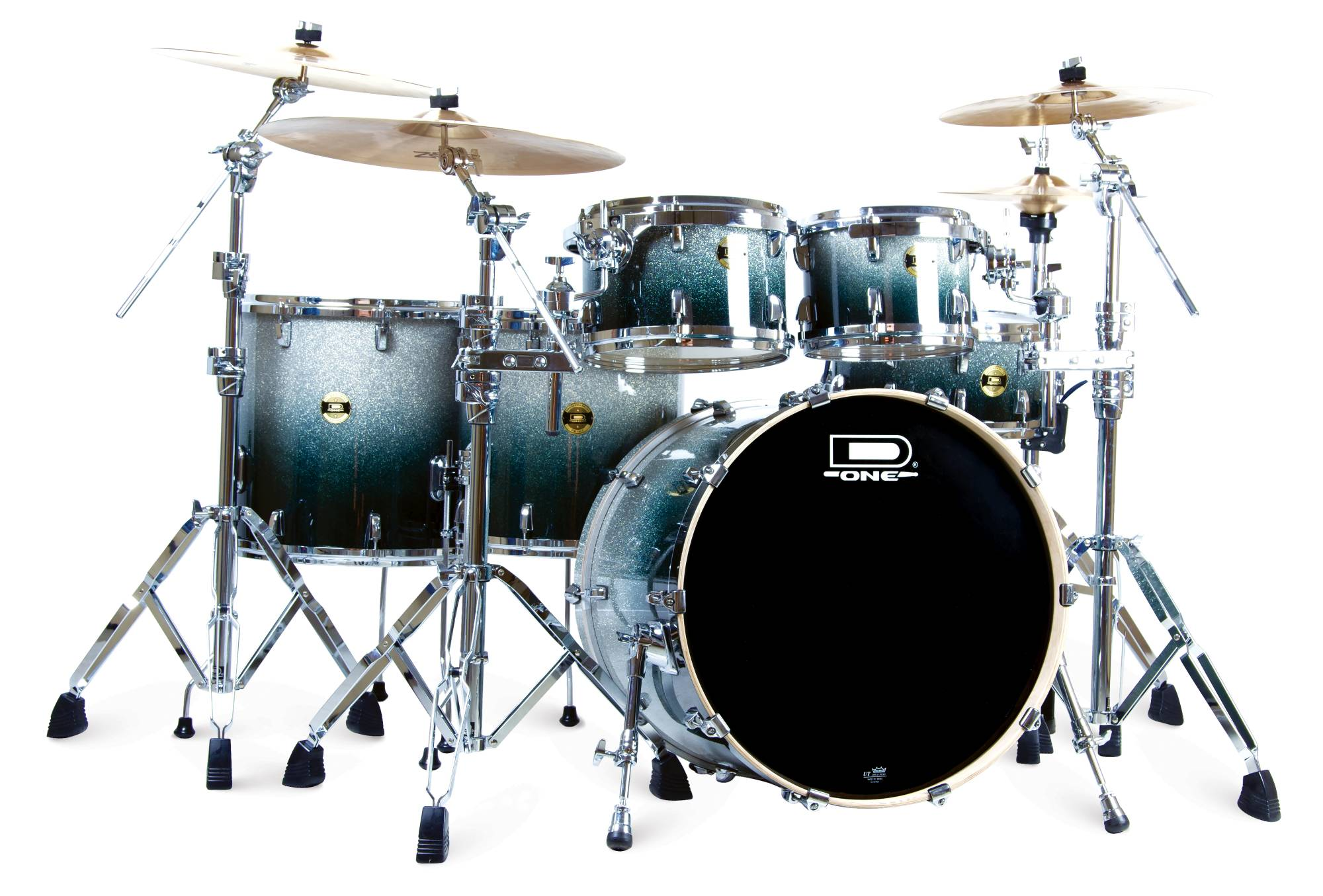Bateria D.one Prime Pr22is Ice Sparkle