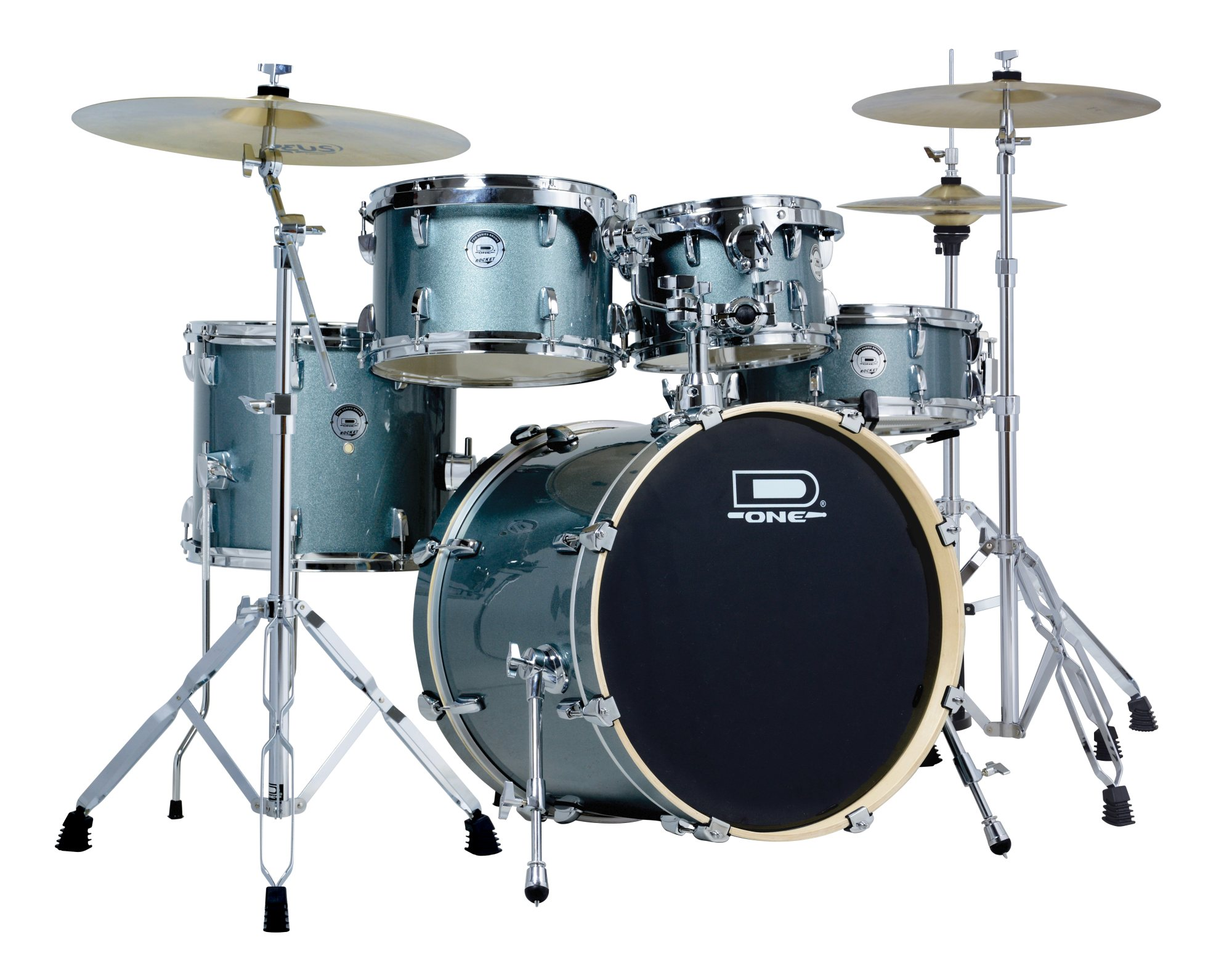 Bateria D.one Rocket Dr20 Sg Space Grey