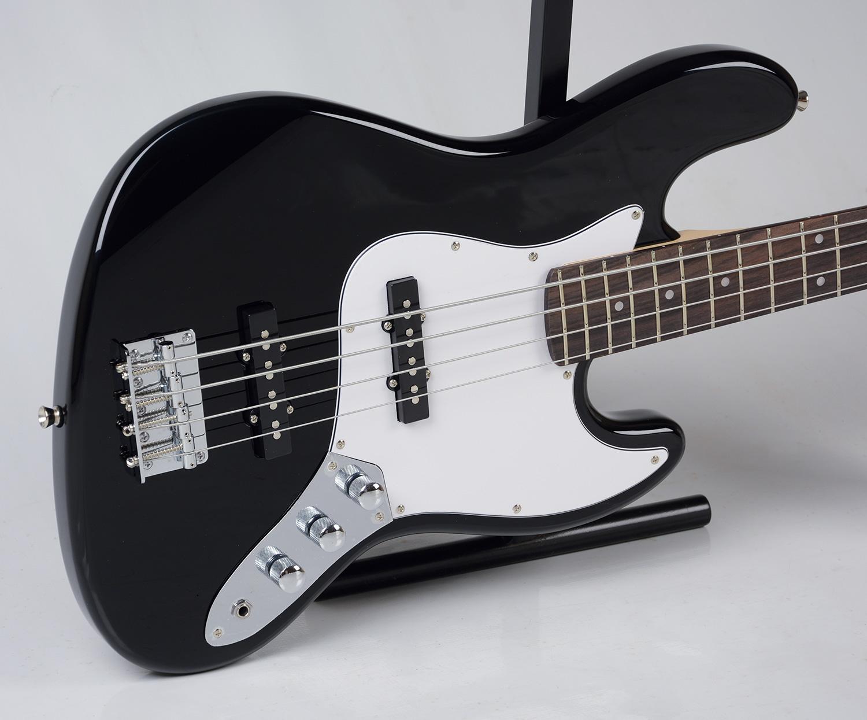 Contrabaixo Strinberg Jbs40 Bk Jazz Bass