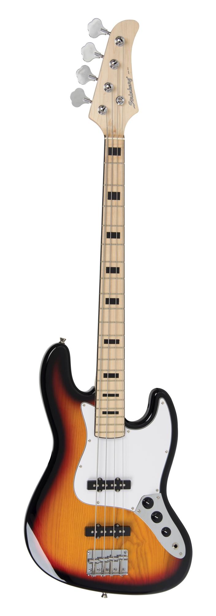 Contrabaixo Strinberg Jbs50 Sb Jazz Bass