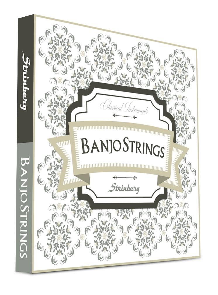 Encord Strinberg Banjo 5 Cordas Bj5