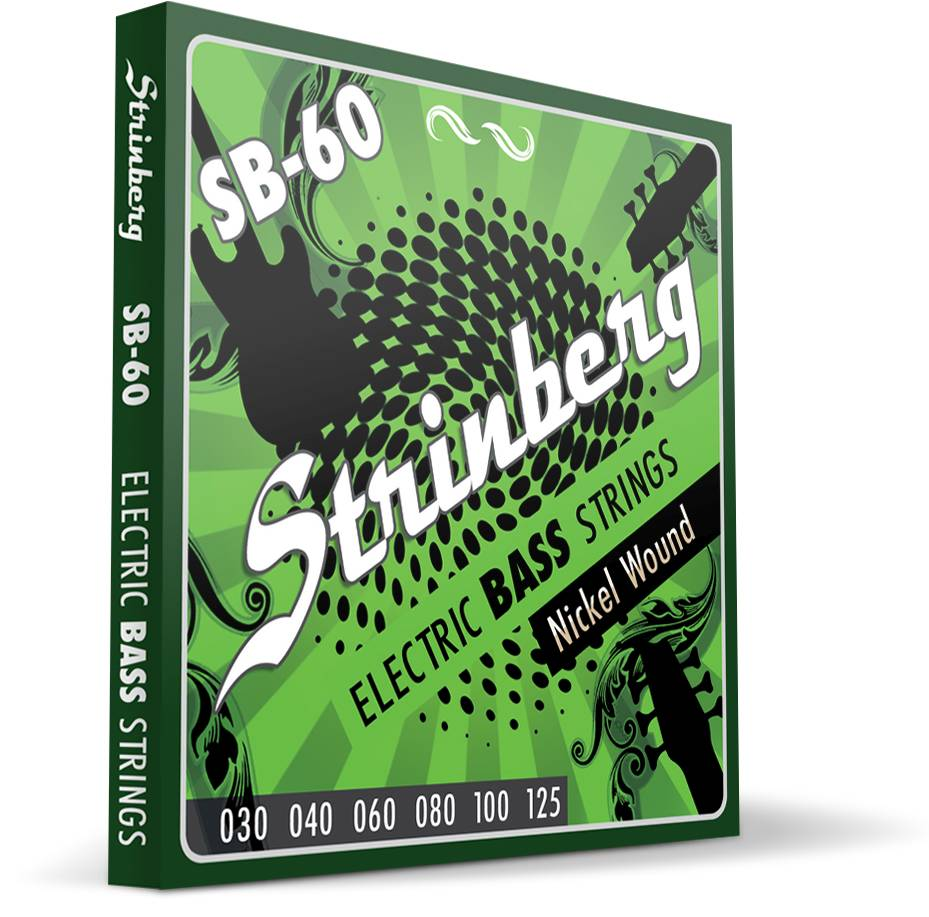 Encord Strinberg C.baixo Sb60 6 Cordas
