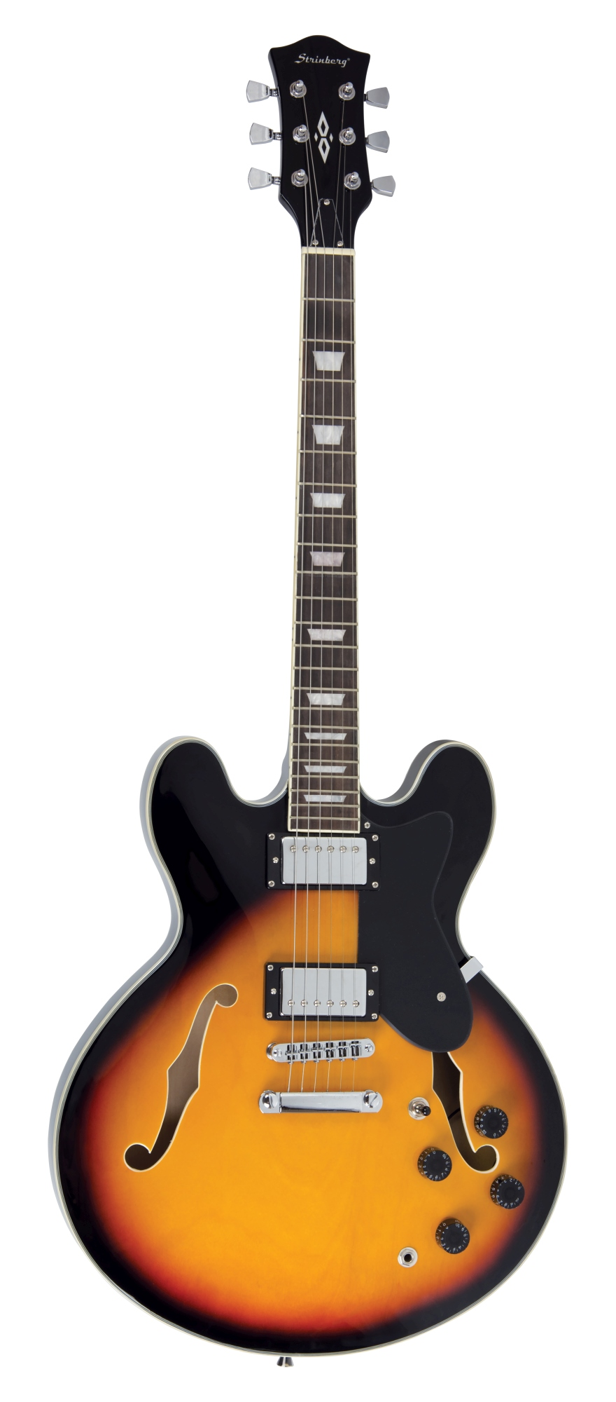 Guitarra Strinberg Shs300 Sb
