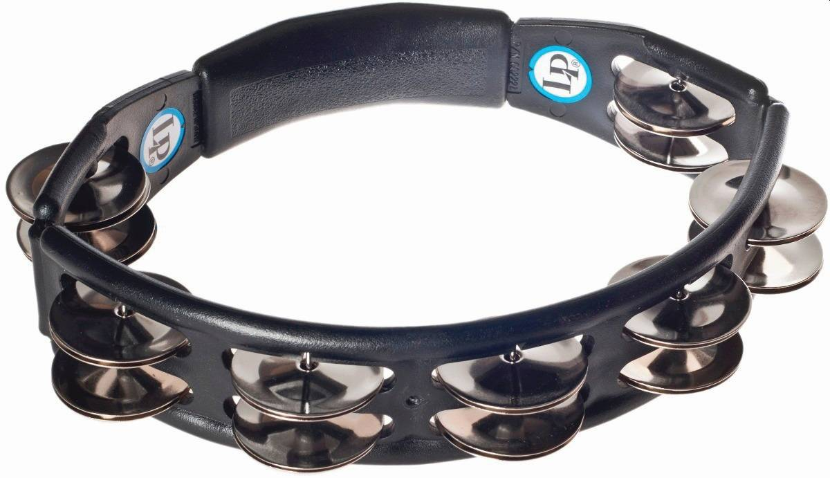 Pandeiro Lp Cyclops Preto Lp150