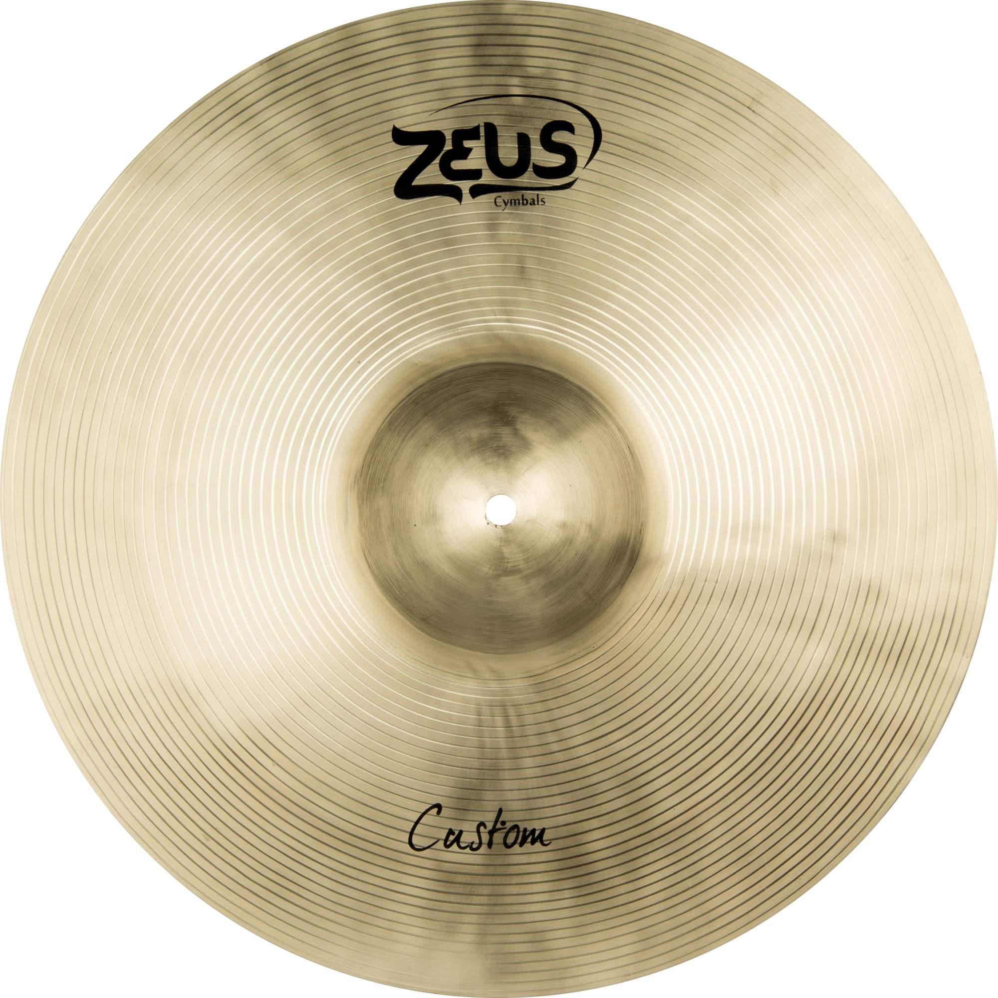 Prato Zeus Custom Crash 17 Zcc17